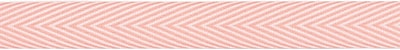 Twill Chevron Stripe Ribbon 3/4