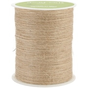 Burlap String 1mmX400yd-Natural