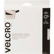 "VELCRO(R) Brand Industrial Strength Low Profile Tape 1""X10'-Black"