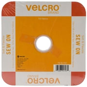 "VELCRO(R) Brand Sew-On Soft & Flexible Tape 5/8""X30'-White"