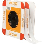 "VELCRO(R) Brand Home Decor Tape 1""X15'-White"