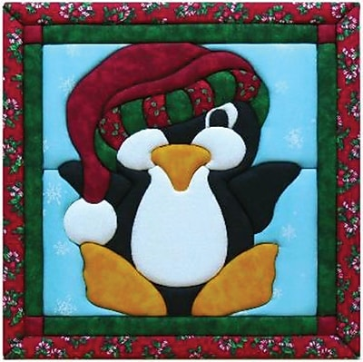 Penguin Quilt Magic Kit-12