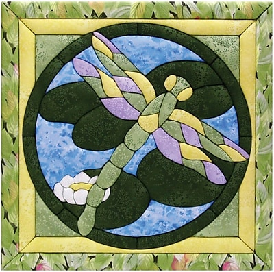 Dragonfly Quilt Magic Kit-12