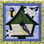 "Happy Home Quilt Magic Kit-12""X12"""