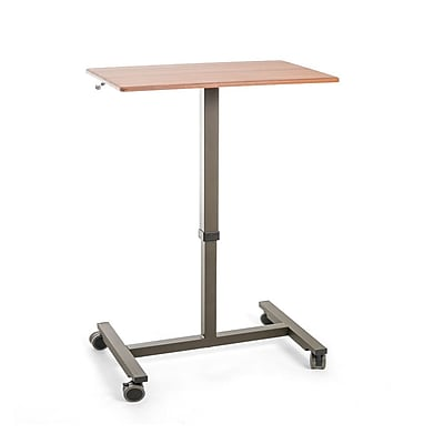 Seville Classics AIRLIFT Mobile Laptop Desk Cart (OFF42630)