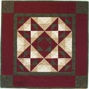 "Autumn Star Wall Quilt Kit-22""X22"""