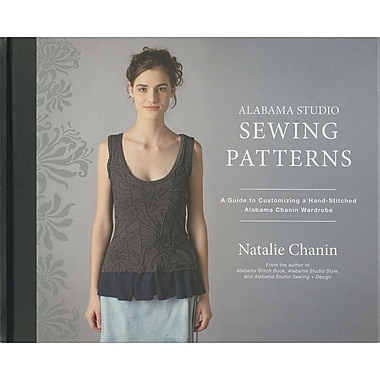 Stewart Tabori & Chang Books-Alabama Studio Sewing Patterns
