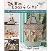 Zakka Workshop Books-Quilted Bags & Gifts