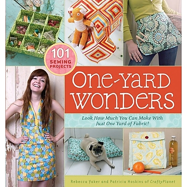 Storey Publishing-One-Yard Wonders