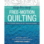 Stash Books-Step-By-Step Free-Motion Quilting