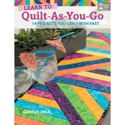 That Patchwork Place-Learn To Quilt-As-You-Go