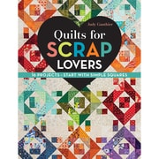C & T Publishing-Quilts For Scrap Lovers