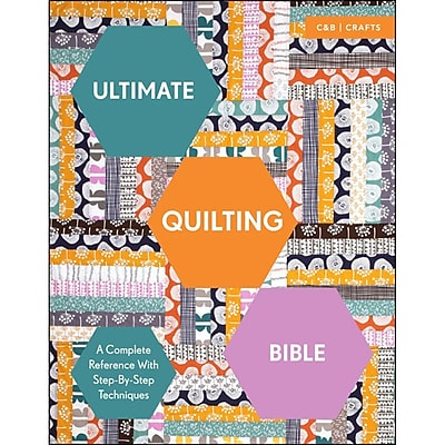Collins & Brown Publishing-Ultimate Quilting Bible