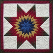 "Lone Star Wall Quilt Kit-22""X22"""