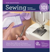 Creative Publishing International-Sewing 101 - Revised & Updated