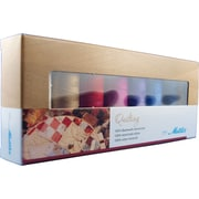 Cotton Machine Quilting Thread Gift Pack 8/Pkg-