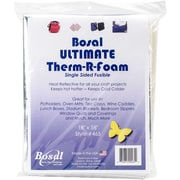 "Ultimate Therm-R-Foam Single Sided Fusible-18""X58"""