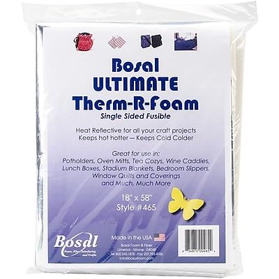 Ultimate Therm-R-Foam Single Sided Fusible-18