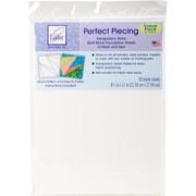 "June Tailor Perfect Piecing Quilt Block Foundation Sheets-8.5""X11"" 50/Pkg"