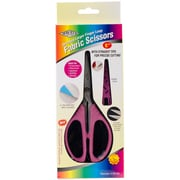 "Sew Creative Large Finger Loop Serrated Scissors 6""-Serrated"