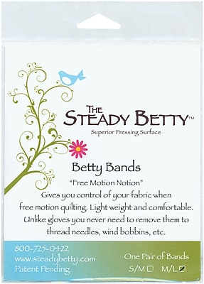 Steady Betty Betty Bands 1 Pair-Medium/Large