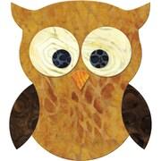 """GO! Fabric Cutting Dies-Owl 4""""X4.5"""""""