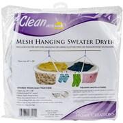 """Jumbo Sweater Dryer 54""""X28""""-White"""