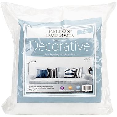 Decorative Pillow Insert Twin Pack-16