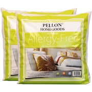 "Allergy Free Pillow Insert Twin Pack-16""X16"" FOB: MI"
