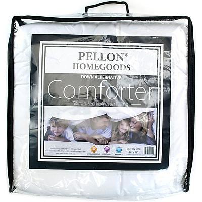 Down Alternative Nano Polyester Full/Queen Size Comforter-86