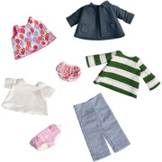 Sizzix Bigz Dies Fabi Edition-Doll Clothes By Kid Giddy