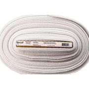 "Double-Sided Fusible Batting-45""X25yd FOB: MI"