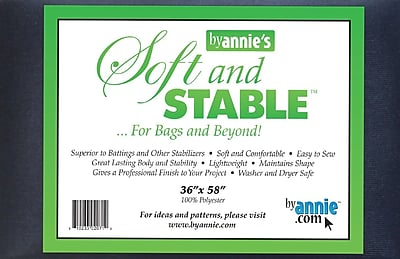 ByAnnie's Soft & Stable-Black 36