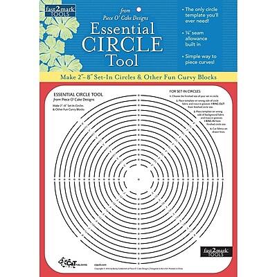 fast2mark Tools Essential CIRCLE Tool-