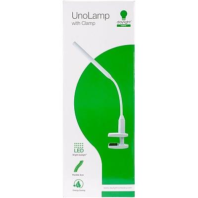 UnoLamp W/Clamp-White
