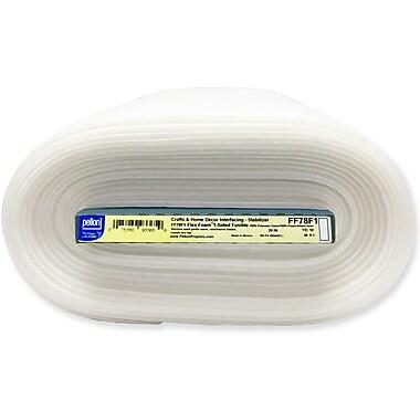 Flex-Foam 1-Sided Fusible Stabilizer-White 20
