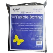 "Duet-Fuse-II Double-Sided Fusible Batting-36""X45"""