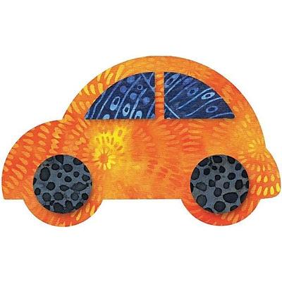 GO! Fabric Cutting Dies-Cute Car 5-1/2