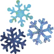 "GO! Fabric Cutting Dies-Snowflakes 7"""