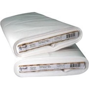 "Fusible Non-Woven Lightweight Interfacing-White 20""X40yd FOB: MI"