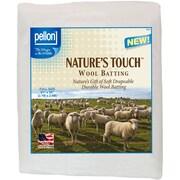 """Pellon Wool Batting-Full Size 81""""X96"""" FOB: MI"""