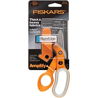 Fiskars Amplify RazorEdge Fabric Scissors 6