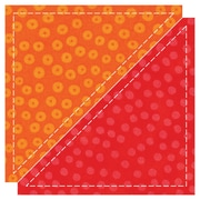 "GO! Fabric Cutting Dies-Half Square - 4-1/2"" Finished Triangle"