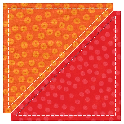 GO! Fabric Cutting Dies-Half Square - 4-1/2