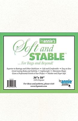 ByAnnie's Soft & Stable-White 36