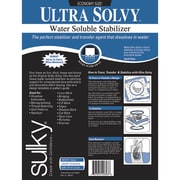 "Ultra Solvy Water-Soluble Stabilizer-19.5""X3yd"