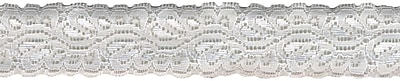 Stretch Galloon Lace 1-1/4