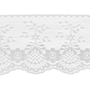 "Fancy Lace 3-1/2""X12yd-White"