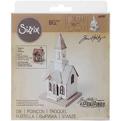 Sizzix Bigz Die By Tim Holtz 5.5