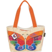 "Medium Tote 14""X3.5""X8.5""-Flutterbye"